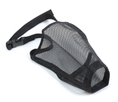 Ancol Nylon Mesh Dog Muzzle - available in 8 sizes